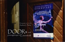Doors and passageways in Eisenstadt (Andrew L. Phelan)