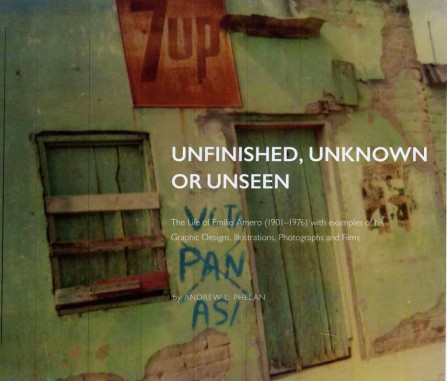 Cover for the Book Unfinished, Unknown or Unseen